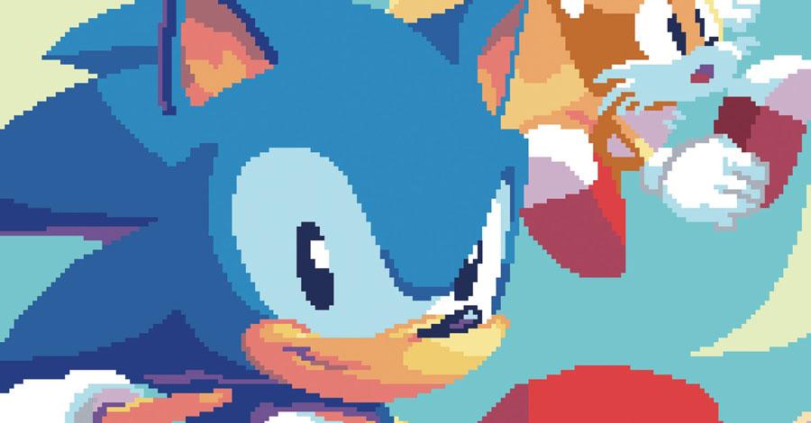 IDW celebrates Sonic's 30th anniversary