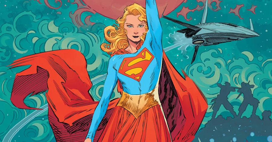 DC announces 'Supergirl: Woman of Tomorrow'