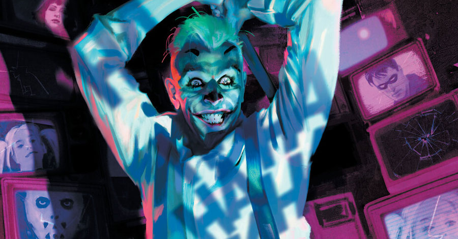 Azzarello + Maleev send the Suicide Squad after the Joker in a new Black Label title
