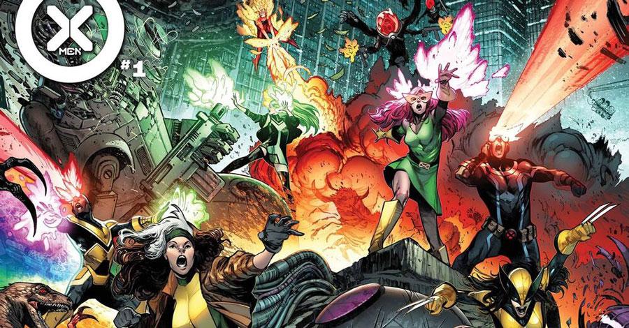 Marvel reveals the new X-Men line-up