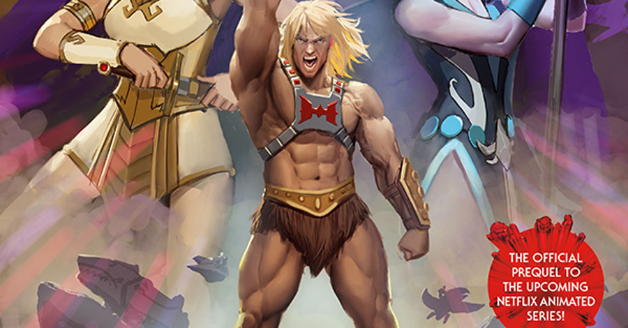 Dark Horse to publish a new 'Masters of the Universe' miniseries