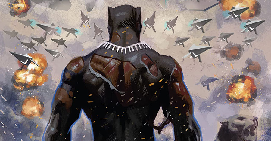 Can't Wait for Comics | Coates' 'Black Panther' finale arrives
