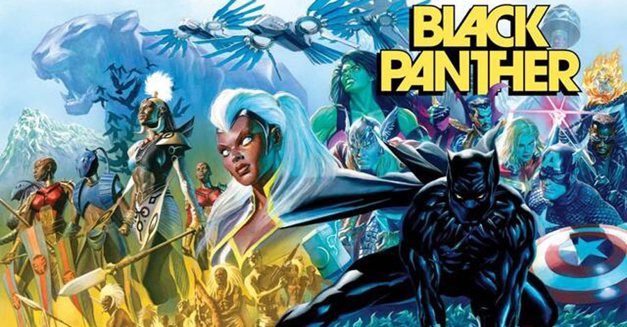 Ridley + Cabal take over 'Black Panther' this summer