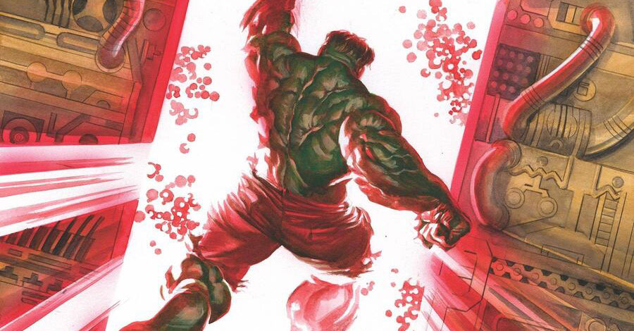 'Immortal Hulk' will wrap up with issue #50