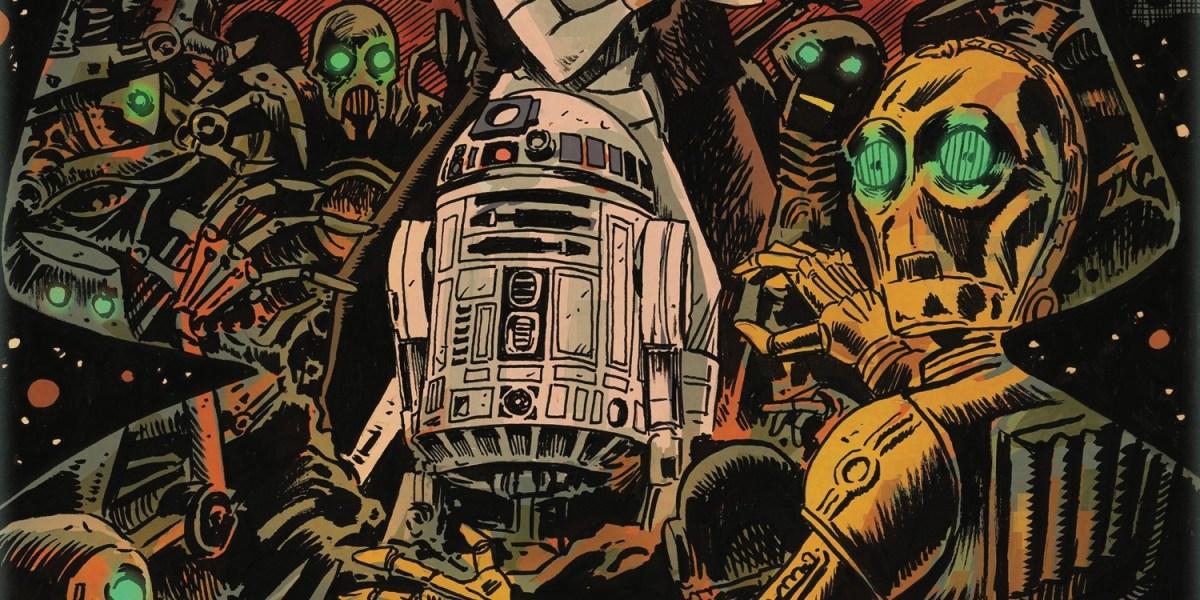 'Vader's Castle' strikes back: Cavan Scott revisits 'Star Wars' horror