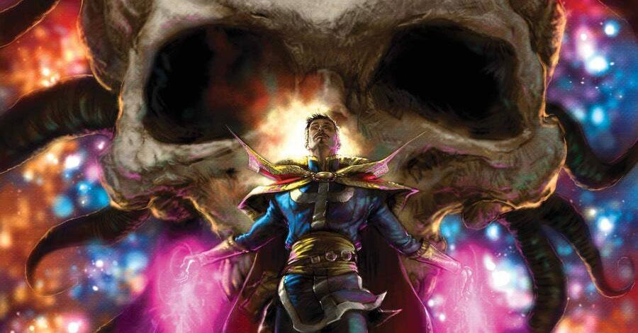 Marvel announces 'The Death of Doctor Strange' for September
