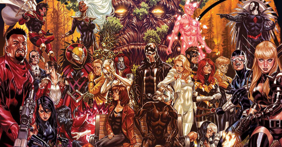 Hickman plans to leave X-Men after 'Inferno'