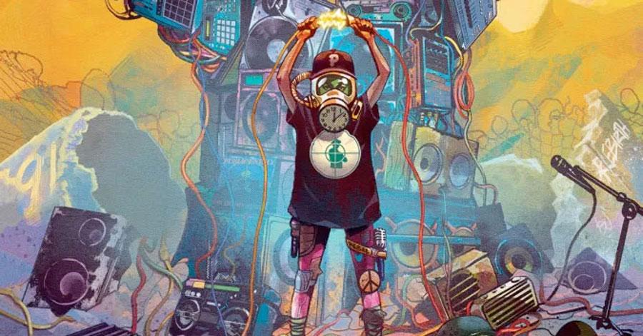 Z2, Chuck D team up for 'Apocalypse 91: Revolution Never Sleeps' graphic novel