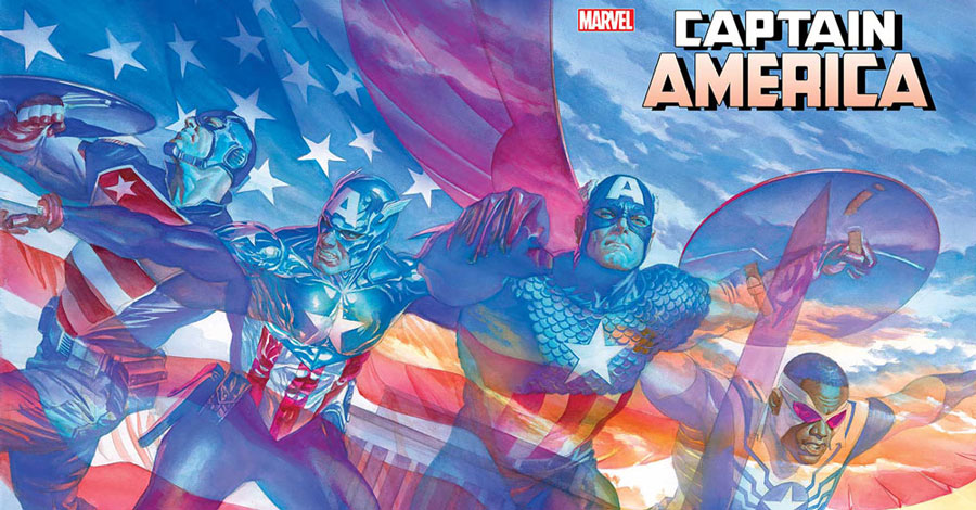 Can't Wait for Comics | Celebrate 80 years of Captain America + Green Arrow