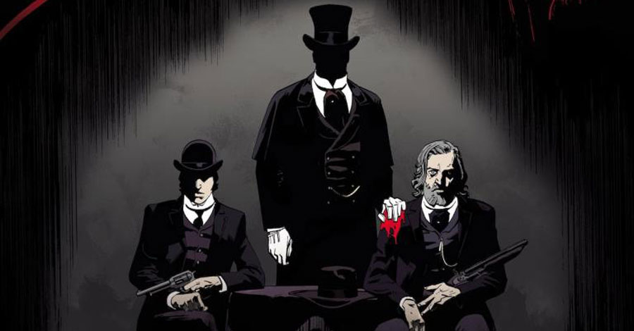 Jack the Ripper rides again in 'Cross to Bear' this October