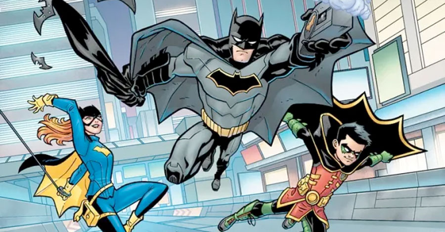 Comics Lowdown | Supply chain issues cause delays for DC Comics