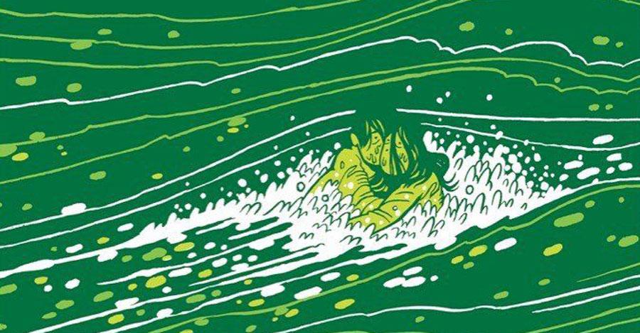 Fantagraphics announces 'Keeping Two' by Jordan Crane