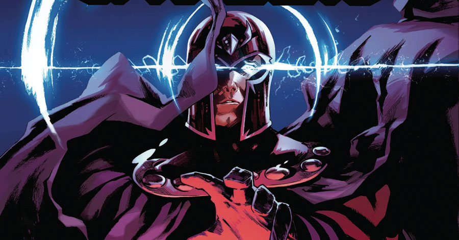 Can't Wait for Comics | 'The Trial of Magneto' begins