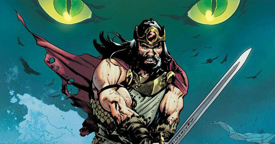 Aaron + Asrar's 'King Conan' will reign in December