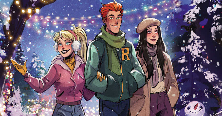 Archie celebrates the holidays with 'Archie's Holiday Magic Special'