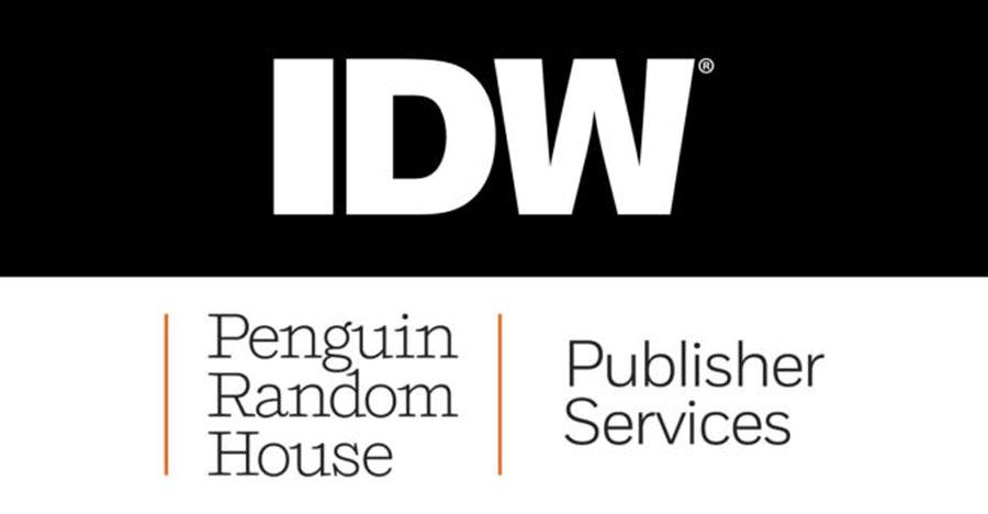 IDW jumps to Penguin Random House for direct market comics distribution