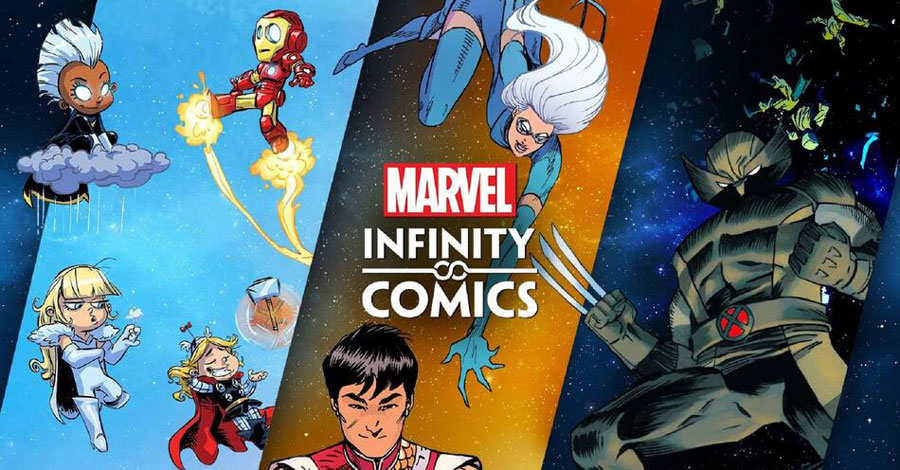 Marvel Unlimited rolls out new features, exclusive comics