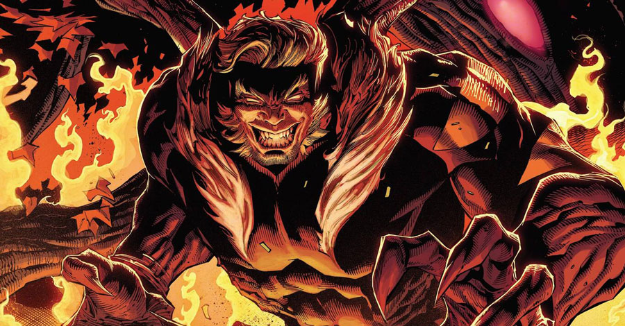 Learn what Sabretooth's been doing underneath Krakoa this January