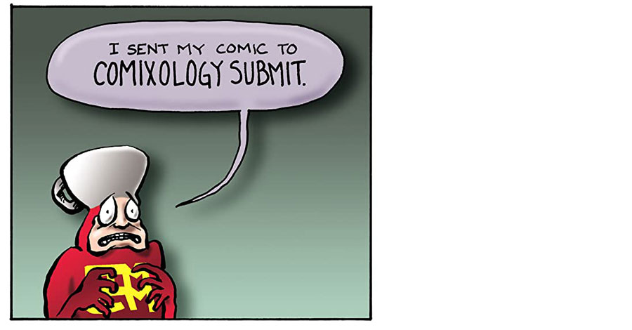ComiXology Submit will stop accepting submissions Sept. 15