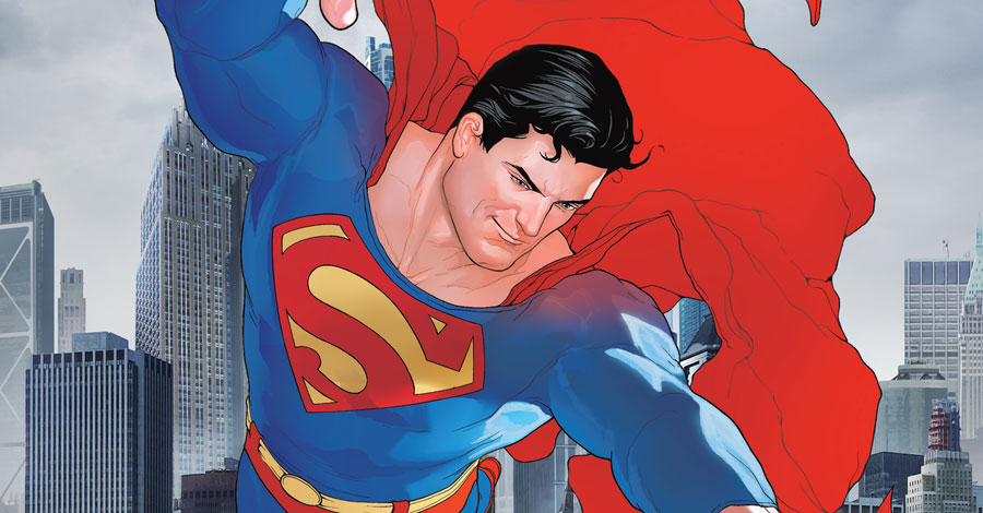 Superman will fight for 'a better tomorrow'