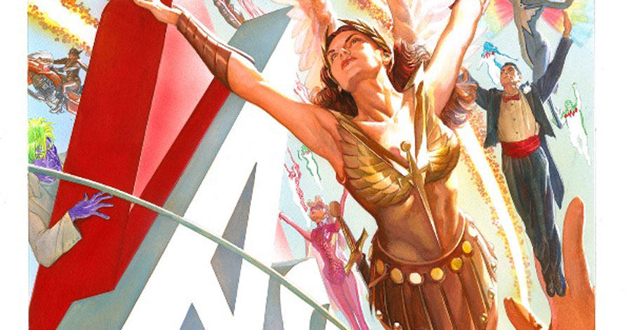 Image announces new 'Astro City,' 'Arrowsmith' + more from Kurt Busiek
