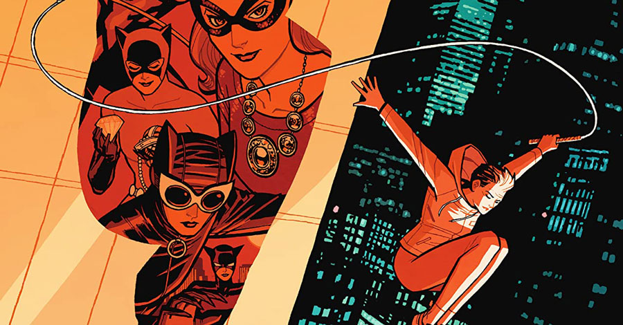Can't Wait for Comics | Cliff Chiang sends Catwoman into a 'Lonely City'