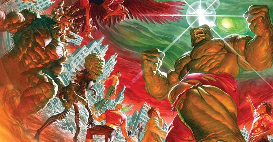 Can't Wait for Comics | 'Immortal Hulk' meets its end