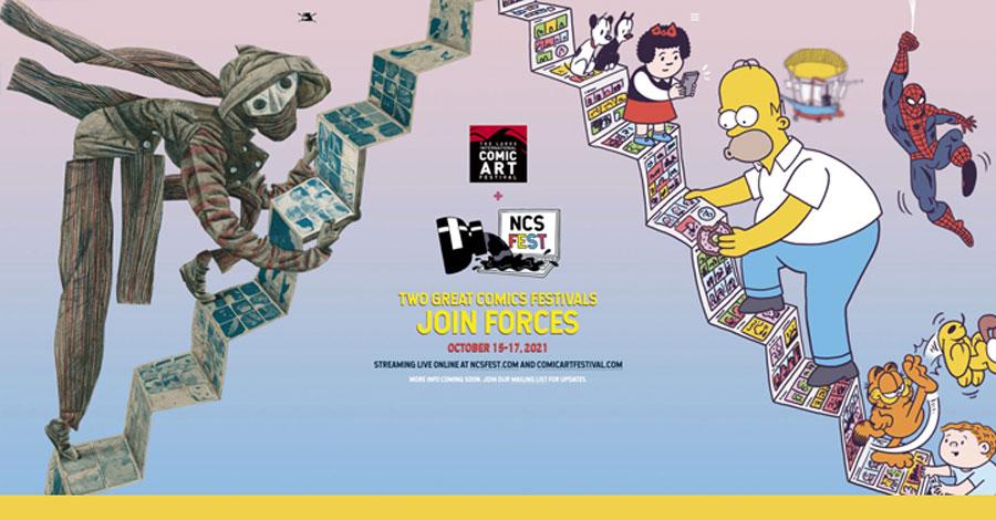 Comics Lowdown | A look back at this weekend's big comics events