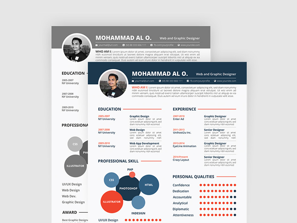 Free Resume Portfolio Cover Letter Template For Any Opportunity