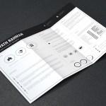 Clean Horizontal Resume