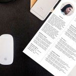 Clean Simple CV