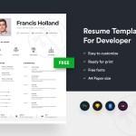 Portfolio Designer Resume