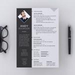 Rockson Resume Template