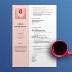 Feminine Word Resume