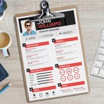 Creative Typographic Resume