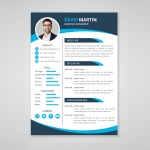 Martin Resume Template