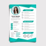 Taya Resume Template