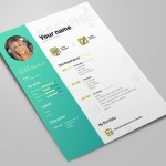 Elementic Resume Template