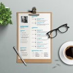 Simple Editable CV