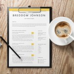 Breddom Johnson Resume