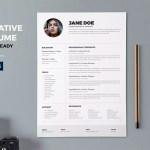 Creative Printable Resume