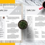 Professional Indesign CV/Resume
