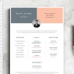 Soft Resume Template