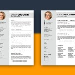 2 Page Resume + Cover Letter