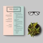 Advertising Manager CV Template