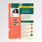 Marketing Strategist CV Resume