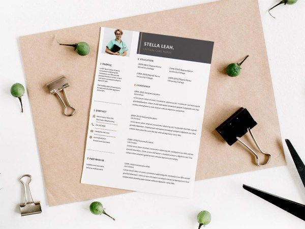 Free Critical Care Nurse Resume Template