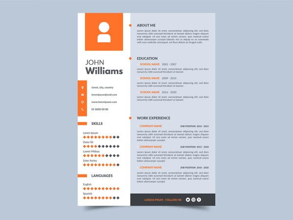 Free Digital Imaging Specialist Resume Template
