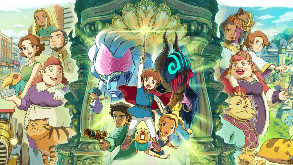 Ni no Kuni: Wrath of the White Witch-Review