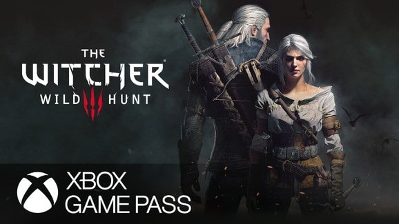 the witcher 3 game pass